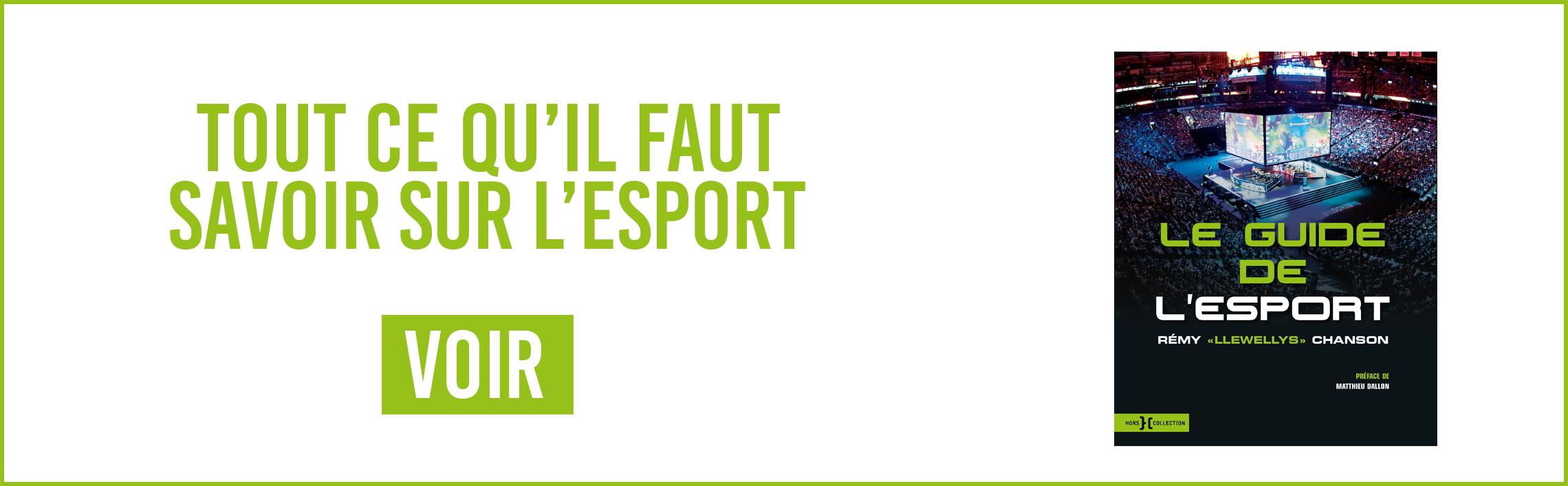 Guide de l'Esport